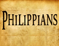 Philippians Exposition (34 mp3 sermons on USB)