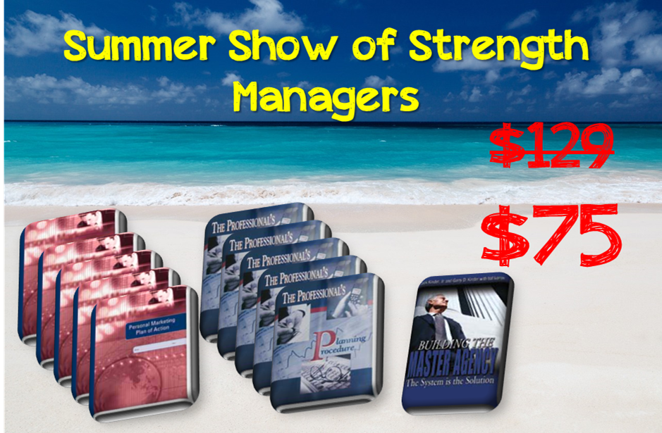 Summer Manager Special