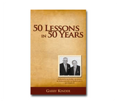 50 Lessons in 50 Years