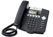 IP450 Polycom Soundpoint 3 Line SIP Phone