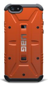 UAG Outland Case iPhone 6/6S - Orange/Black