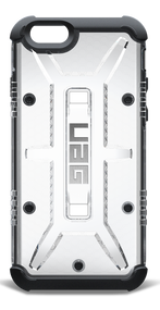 UAG Maverick Case iPhone 6/6S - Clear/Black