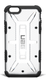 UAG Maverick Case iPhone 6/6S Plus - Clear/Black