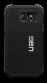 UAG Scout Folio Wallet Case Samsung  Galaxy S6 - Black
