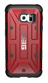 UAG Magma Case Samsung Galaxy S7 - Red/Black