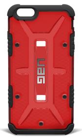 UAG Magma Case iPhone 6+/6S+ Plus - Red/Black