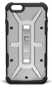 UAG Ash Case iPhone 6+/6S+ Plus - Grey/Black