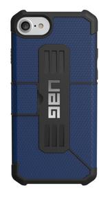 UAG Metropolis Folio Wallet Case iPhone 7 - Cobalt