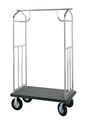 Value Valet Bellman's Cart - Stainless Steel Finish- Wholesale Hotel Products