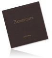"""Remarques"" - Limited Edition"
