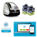 Dymo LabelWriter Visitor Management System