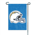 Chargers Garden Flag