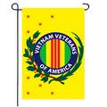 Vietnam Veterans Garden Flag