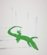 Lizard Splash