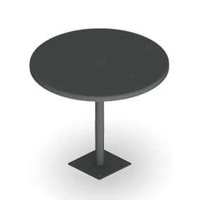 CityView Surface Mount Table
