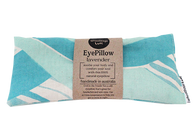 Wheat Bags Love Eyepillow in Teal - Rose