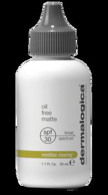Dermalogica mediBac Clearing Oil Free Matte SPF 30 1.7 oz - beautystoredepot.com