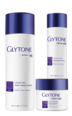 Glytone Step-Up Normal to Oily Step 1 Kit - 3 pieces