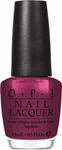 OPI Nail Polish - Miss Universe - Congeniality Is My Middle Name .5 oz