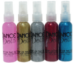 Dance Dolls Puttin' On The Glitz Glitter Spray for Hair and Body