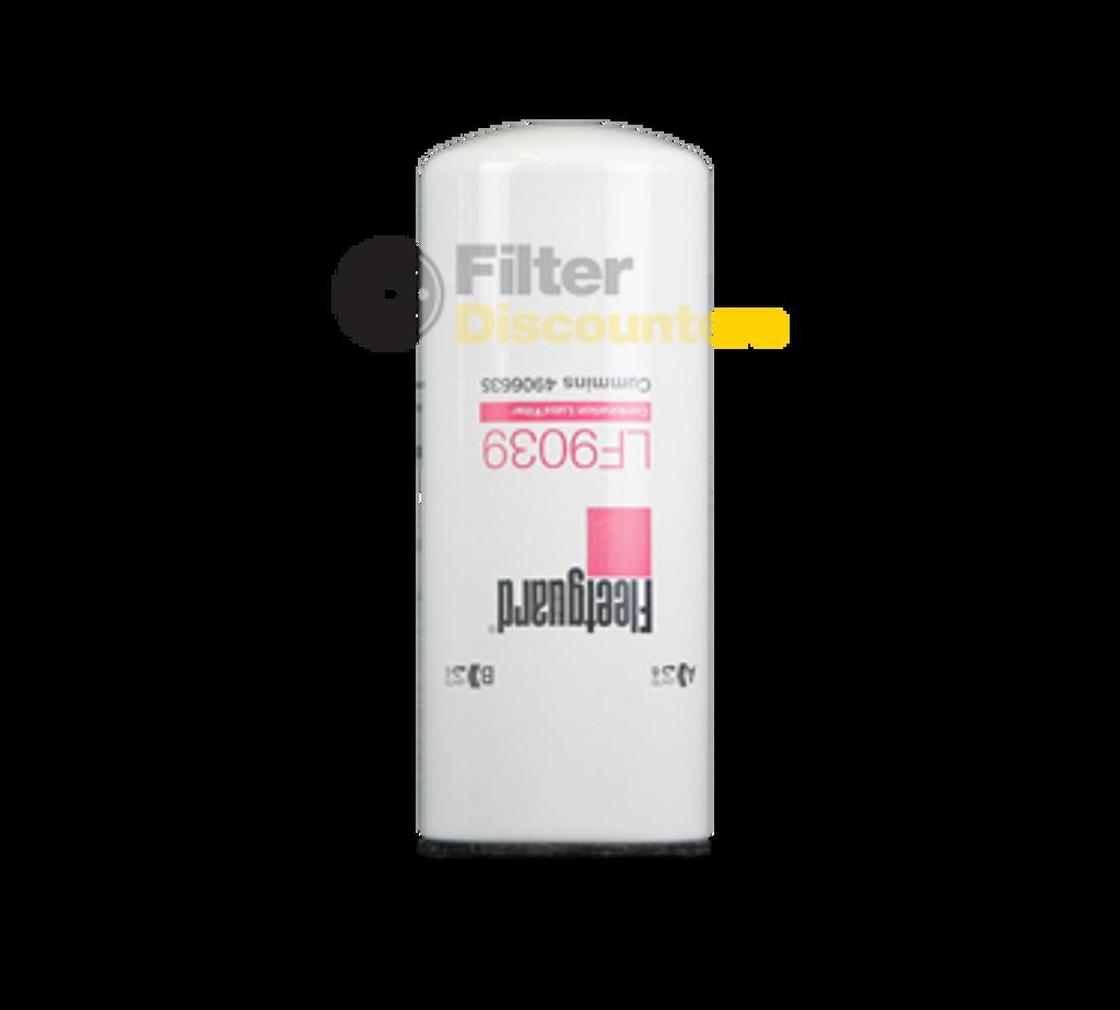 Fleetguard Filter LF9039 with Filter Discounters Logo