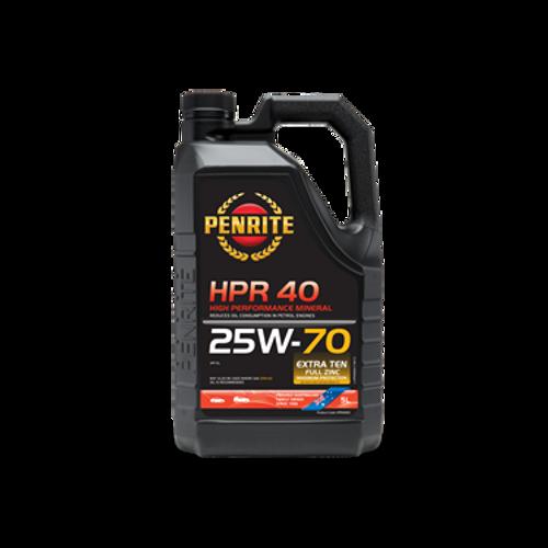 Penrite HPR 40 25W-70 5 Litres
