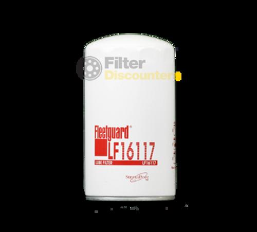 Fleetguard Filter LF16117 with Filter Discounters Logo