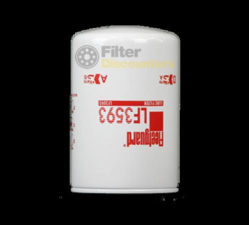 Fleetguard Filter LF3593 with Filter Discounters Logo
