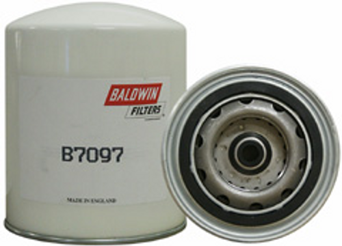 B7097 Baldwin Dual-Flow Lube Spin-on Replaces Ford 826F-6714-AA2A
