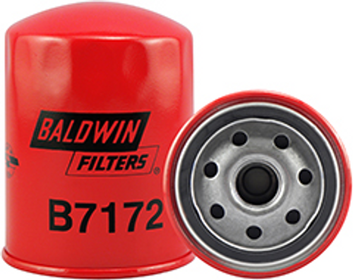 B7172 Baldwin Lube Spin-on Replaces Perkins 140516990