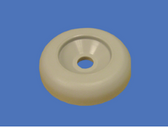 """Great Lakes Spa Cap For Large 3 Way Diverter Valve - Measure 3 3/4"""" Gray # GL40005950"""