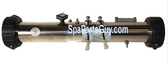 """WAT73994 Caldera Spa Flow Thru Heater Assembly 2"""" Inch 240 Volt 5.5KW Replaces Old # C2400-0330-1C"""