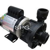 48WTC0153C-1  LX Spa Circulation Circ Pump 115 /230 V  Side Discharge 1spd, Replacement For Aqua-Flo and Waterway