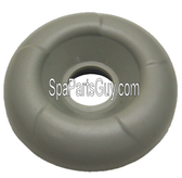 "X804191 Master Spa Diverter Valve Cap Gray For 1"" Valve Measures 2 3/8"" Diameter"