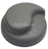 "Artesian Spa 2"" Diverter Valve Cap / Handle Gray 4"" Overall Measurement"