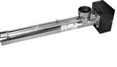 "A2550-2312B Jacuzzi Spa Tee Heater 240 Volt, 17 5/8"" Long"