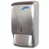 AC45000 JABONERA MANUALEN ACERO INOXIDABLE FUTURA