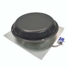 Roof Mount Attic Fan Black (1250 CFM) Master Flow (CLICK TO VIEW DETAILS OR CALL FOR FREE EXPERT ADVICE)
