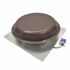 Roof Mount Attic Fan Brown (1250) Master Flow (CLICK TO VIEW DETAILS OR CALL FOR FREE EXPERT ADVICE)