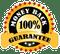 100% Money Back Guarantee