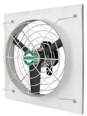 """J&D HAF PANEL FAN with WIDE GUARD - Sizes 20"""" and 24"""" 3.680-5,550 CFM  Galvanized and Fiberglass Housing  (CLICK TO VIEW DETAILS OR CALL FOR FREE EXPERT ADVICE & PRICING)"""