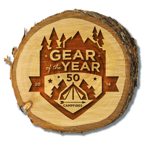 50 Campfires Gear of the Year Award