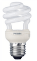 Philips Tornado 12W WW E27 220-240V