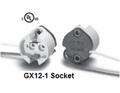 GX12-1 660W/600V/5kV Lamp holder