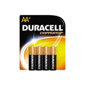 DURACELL MN1500B4Z03561 Battery AA 4 Pack