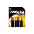 DURACELL MN1300B2Z09061 Battery D 2 Pack