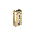 DORCY Battery 41-1610 Mastercell Alkaline  9 Volt