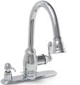 Sonoma Ceramic Disc Pull-Down Kitchen Faucet Chrome