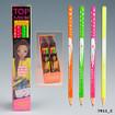 TOPModel Neon Coloured Pencil Set  www.the-village-square.com EAN: 4010070225216