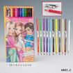 TOPModel Coloured Pencil Set  www.the-village-square.com EAN: 4010070219277